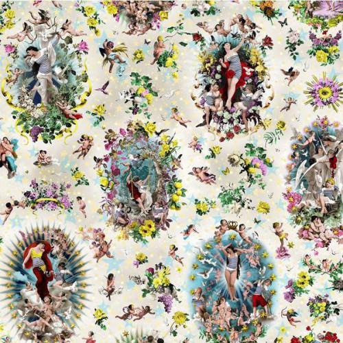 Papier peint Récréation - Jean Paul Gaultier