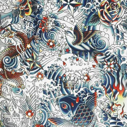 Papier peint Iresumi - Jean Paul Gaultier