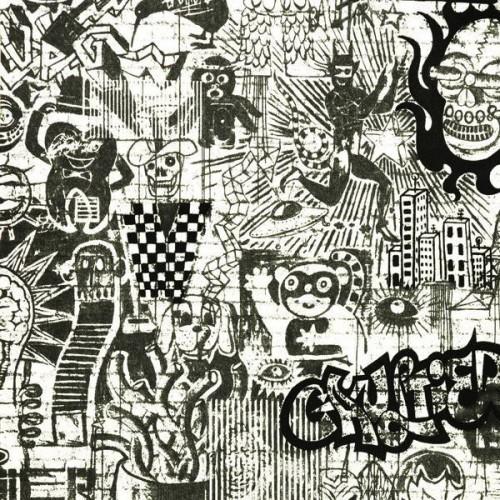 Papier peint Ernest - Jean Paul Gaultier