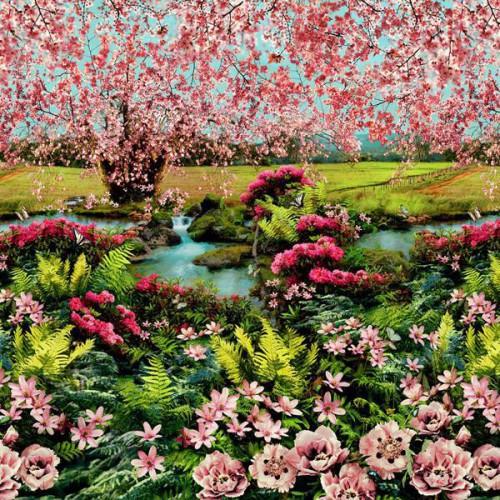 Panneau décoratif Festival - Jean Paul Gaultier