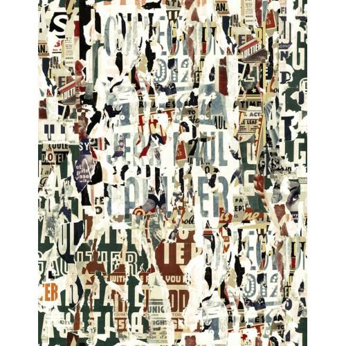 Papier peint Affiches de Jean Paul Gaultier référence 3323