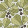 Papier peint Great Leaf de MissPrint coloris Vert MISP1200