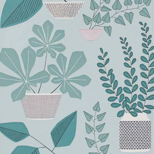 Papier peint House Plants - MissPrint