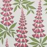 Papier peint Foxglove de MissPrint coloris Blanc perle MISP1149