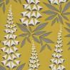 Papier peint Foxglove de MissPrint coloris Jaune MISP1146