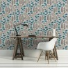 Navajo wallpaper -  MissPrint