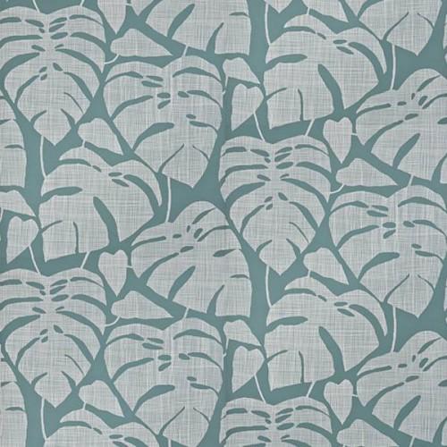 Papier peint Guatemala de MissPrint coloris Azure MISP1132