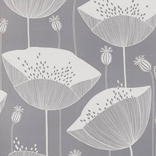 Papier peint Poppy - MissPrint