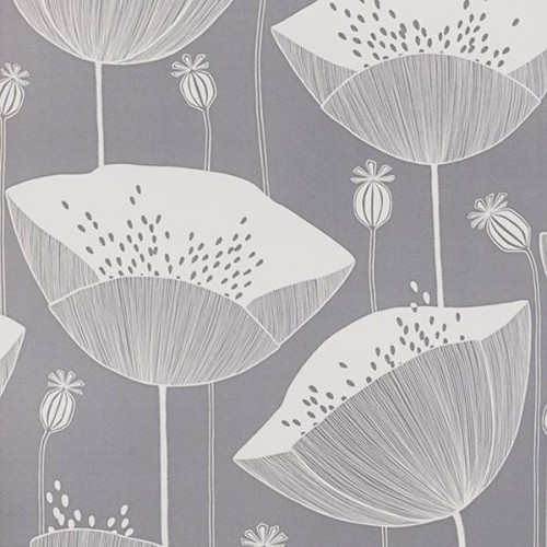 Poppy wallpaper - MissPrint