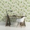 Garden City wallpaper -  MissPrint