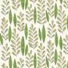 Papier peint Garden City de MissPrint coloris Blanc vert MISP1069