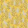 Papier peint Garden City de MissPrint coloris Jaune MISP1071