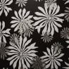 Papier peint Fleur de MissPrint coloris Noir MISP1014