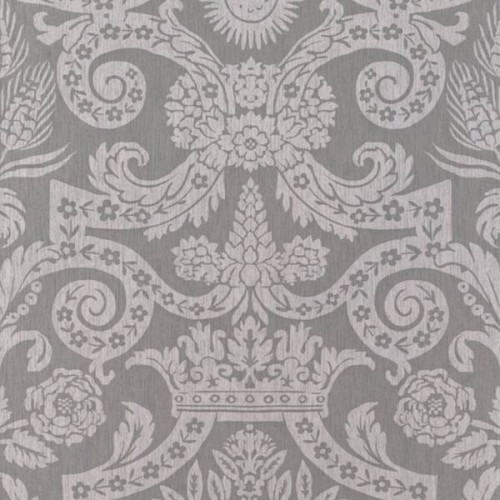 Harvard Damask wallpaper - Thibaut