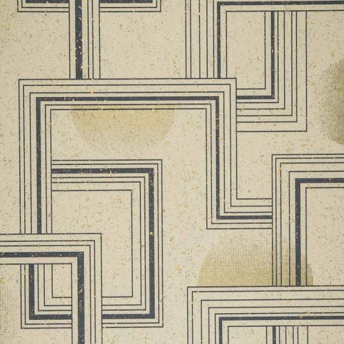 Rockefeller wallpaper - Nobilis