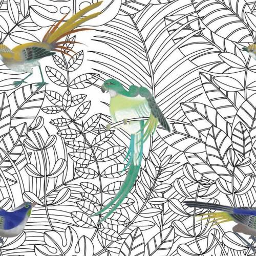 Amazone wallpaper - Nobilis