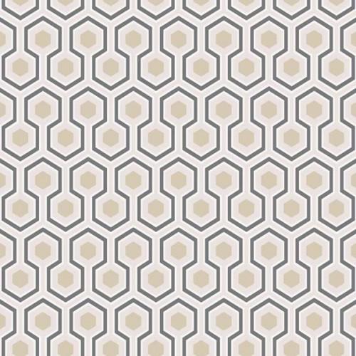 Hicks Hexagon wallpaper - Cole and Son