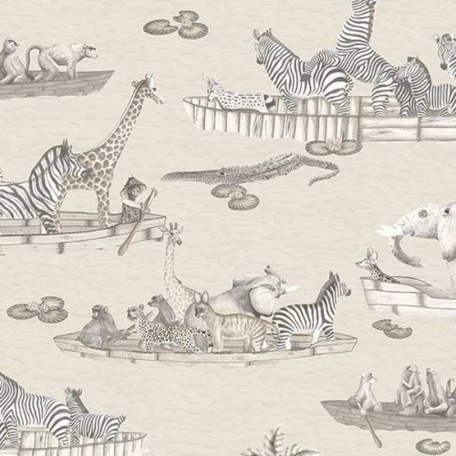 Zambezi wallpaper - Cole and Son
