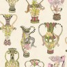 Khulu Vases wallpaper -  Cole and Son
