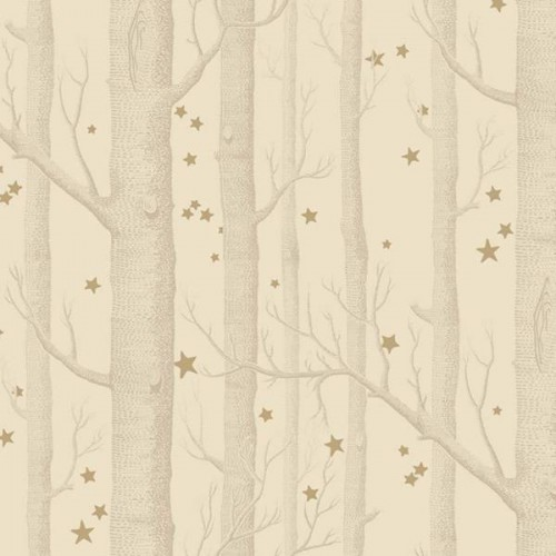Woods and Stars wallpaper -  Cole and Son