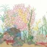 Frise Archipelago Border de Cole and Son coloris Multico 103-12054