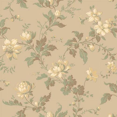 Blomslinga wallpaper - Boråstapeter