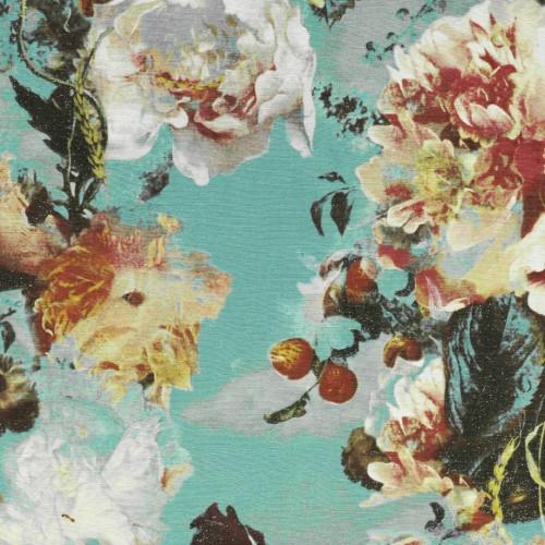 papier peint flamboyant de jean paul gaultier r f rence 3301. Black Bedroom Furniture Sets. Home Design Ideas