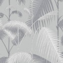 Papier peint Palm Jungle de Cole and Son coloris Lilas gris 95-1007