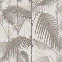 Papier peint Palm Jungle de Cole and Son coloris Taupe 112-1004