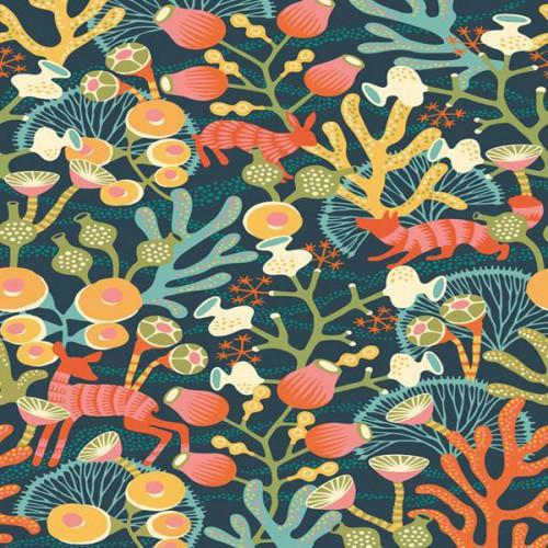 Koralläng Grande wallpaper - Boråstapeter