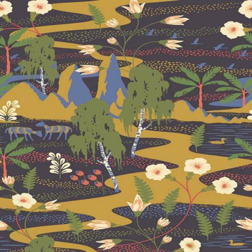 Flyttfrö wallpaper - Boråstapeter