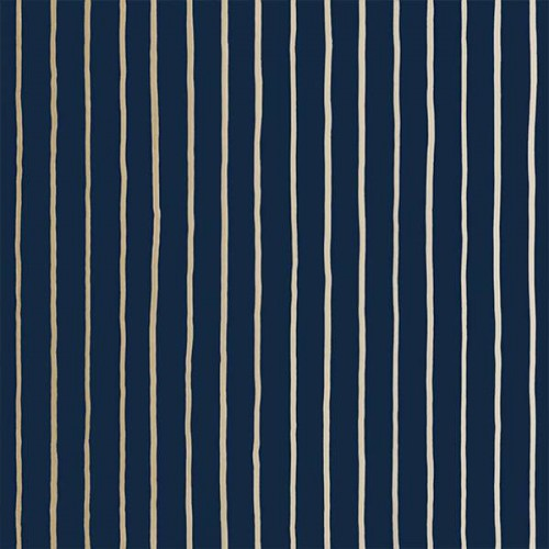Papier peint College Stripe - Cole and Son