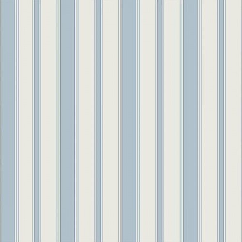 Cambridge Stripe wallpaper -  Cole and Son