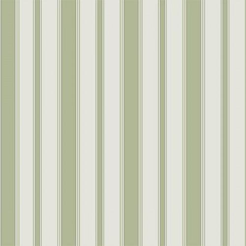 Cambridge Stripe wallpaper - Cole and Son