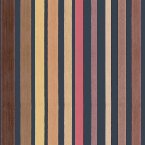 Carousel Stripe wallpaper - Cole and Son
