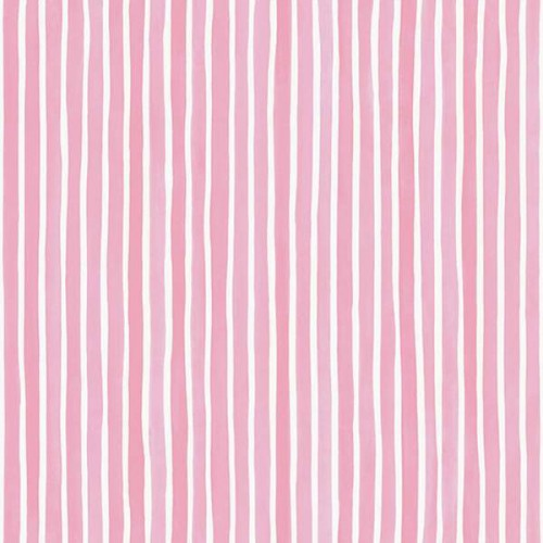 Papier peint Croquet Stripe - Cole and Son
