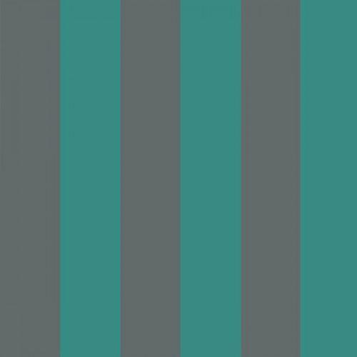 Glastonbury Stripe wallpaper -  Cole and Son