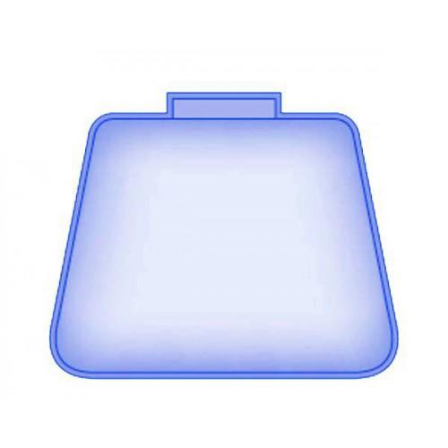 Plaque de gel pour selle de moto ELACTON ®