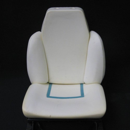 Foam seat and back seat to Renault 5 Alpine Turbo