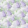 Papier peint Lilac Syringa Vulgaris de Cole and Son coloris Lilas/Gris pigeon 115-1004