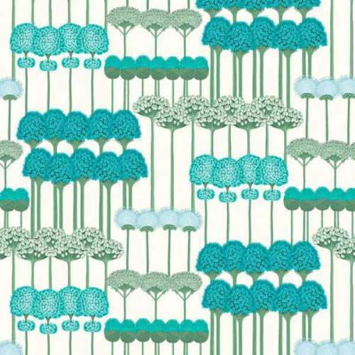 Allium wallpaper -  Cole and Son