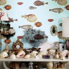 Acquario wallpaper -  Cole and Son