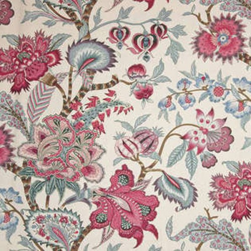 Bougival-Toile fabric - Braquenié