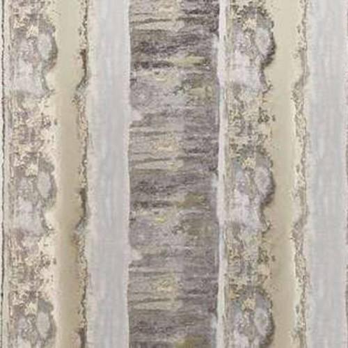 Tissu d'ameublement Federico de Fadini Borghi coloris Argento I6458001