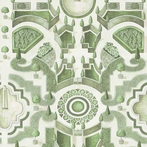 Papier peint Topiary Topiarius - Cole and Son