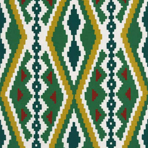 Tissu d'ameublement Maya de Pierre Frey coloris Pivert F30790-01