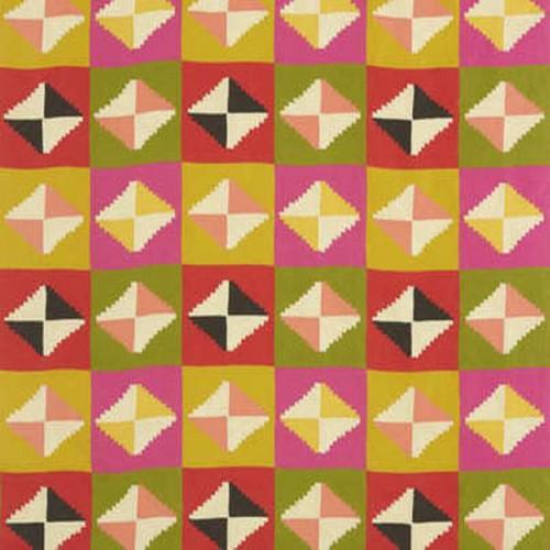 Tissu d'ameublement Pachuca de Pierre Frey coloris Multicolore F30830-01