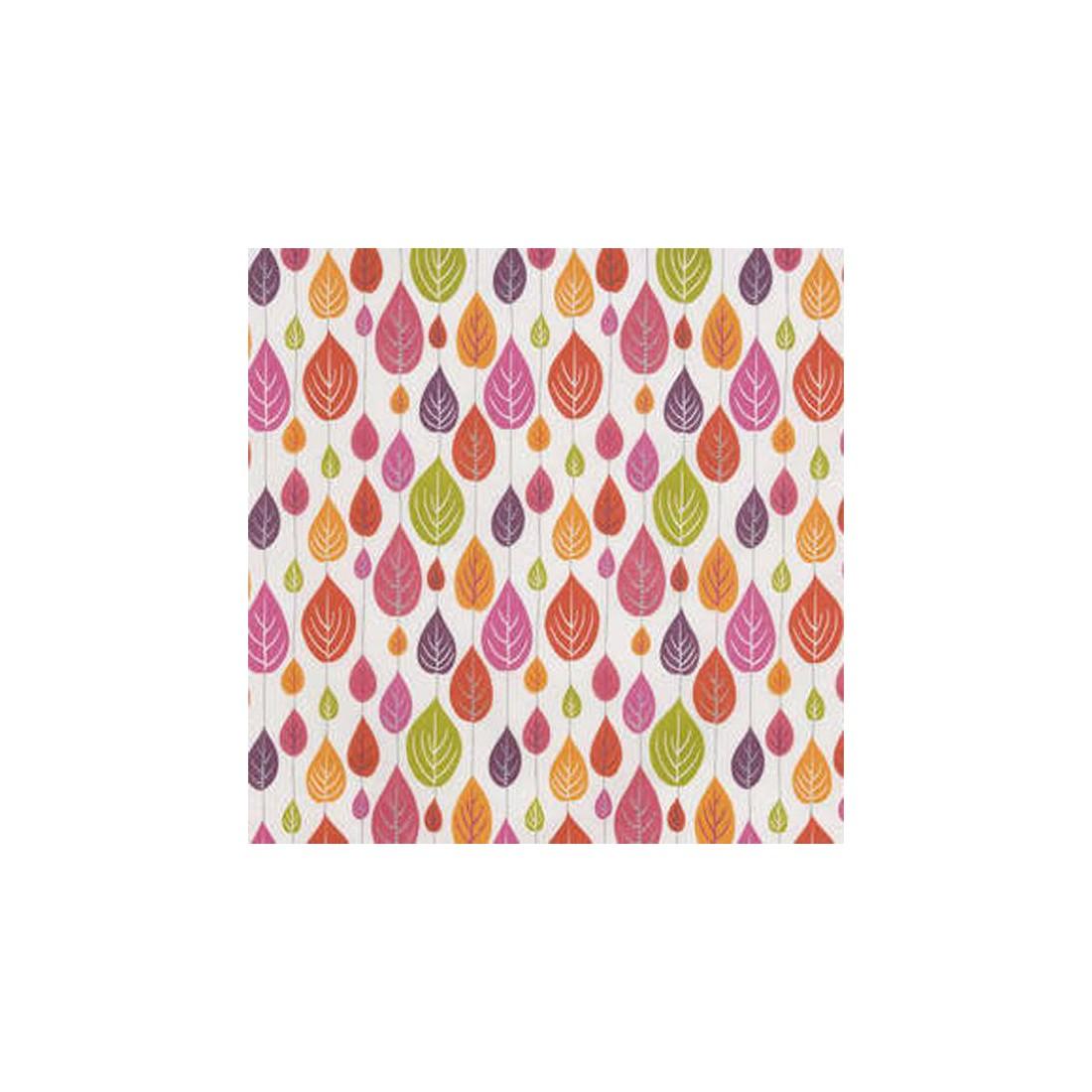 Tissu d'ameublement Farandole de Boussac coloris Gourmandise O7756002