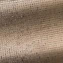 Tissu d'ameublement Pulsation de Boussac coloris Or O7905001