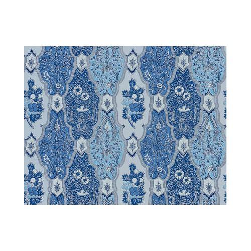Embout Louis XVI pour barre à tapis d'escalier coloris laiton poli Houlès 66325